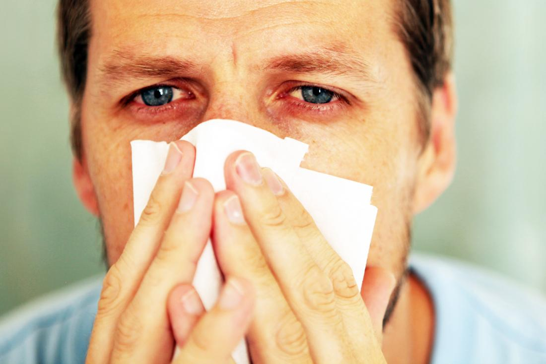 Remedies for Common cold symptoms and nasal congestion